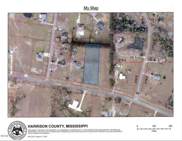 Lot 2 Hwy 53, Gulfport, MS 39503 (MLS #358910) :: Coastal Realty Group