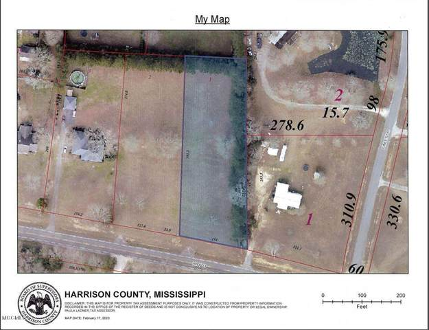 Lot 1 Highway 53, Gulfport, MS 39503 (MLS #358914) :: Coastal Realty Group