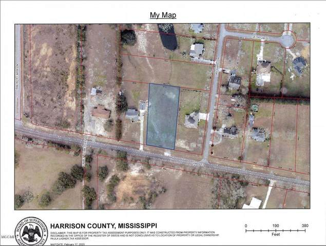 Lot 6 Hwy 53, Gulfport, MS 39503 (MLS #358916) :: Coastal Realty Group