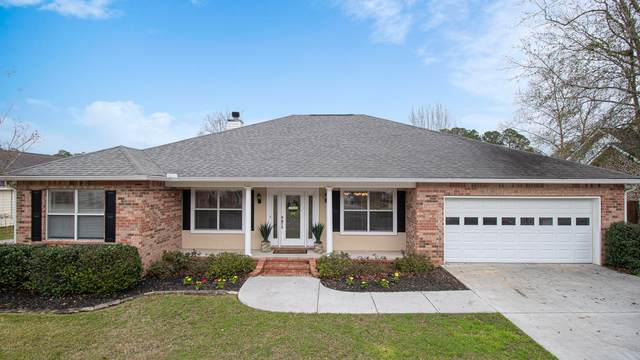 711 Old Savannah Dr, Long Beach, MS 39560 (MLS #358956) :: Berkshire Hathaway HomeServices Shaw Properties