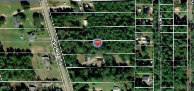 1.2acres Lakeshore Rd, Bay St. Louis, MS 39520 (MLS #358981) :: Coastal Realty Group