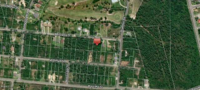 .41acres Mcclung St, Pass Christian, MS 39571 (MLS #358989) :: Coastal Realty Group