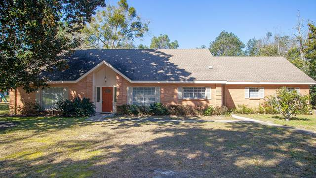 233 Camellia Dr, Pass Christian, MS 39571 (MLS #359034) :: Coastal Realty Group