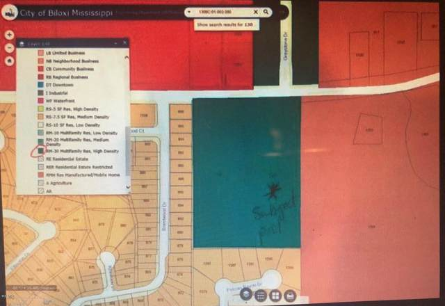 1535 Popps Ferry Rd, Biloxi, MS 39532 (MLS #359067) :: Coastal Realty Group
