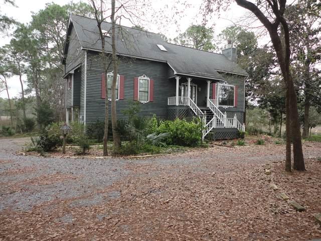 2335 Sandalwood Dr, Gautier, MS 39553 (MLS #359096) :: Coastal Realty Group
