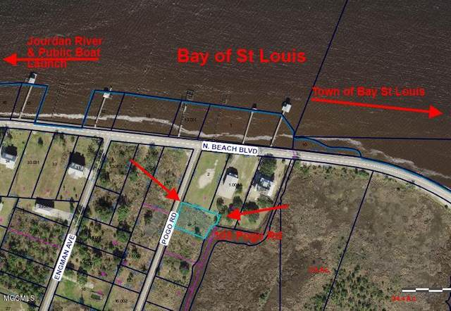 105 Pogo Rd, Bay St. Louis, MS 39520 (MLS #359287) :: Keller Williams MS Gulf Coast