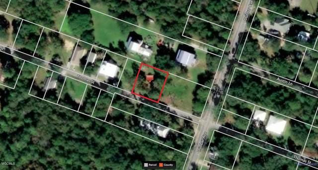 405 Thomas St, Bay St. Louis, MS 39520 (MLS #359350) :: Coastal Realty Group