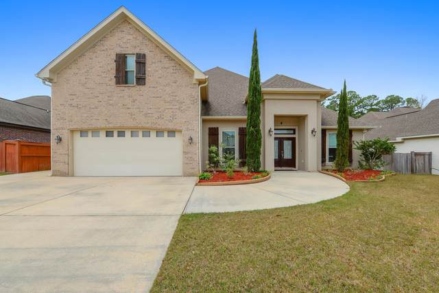 946 Caroline Dr, Biloxi, MS 39532 (MLS #359556) :: Berkshire Hathaway HomeServices Shaw Properties