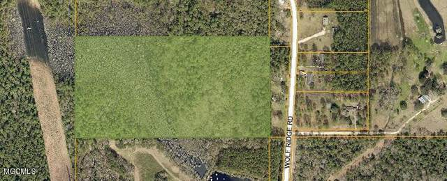 20 Acres Wolf Ridge Road, Moss Point, MS 39562 (MLS #359667) :: The Sherman Group