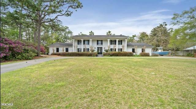 5473 Whetstone Rd, Biloxi, MS 39532 (MLS #359903) :: The Sherman Group