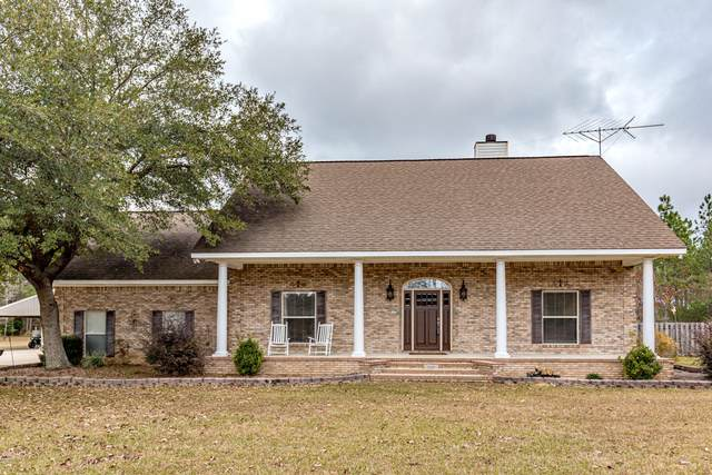 26290 Polktown Rd, Lucedale, MS 39452 (MLS #359941) :: The Sherman Group