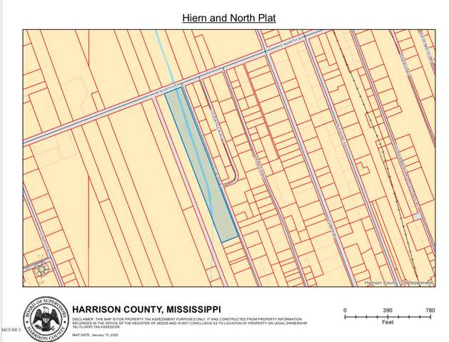 0 Hiern Ave, Pass Christian, MS 39571 (MLS #359966) :: Coastal Realty Group