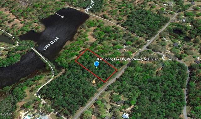 00 W Spring Lake Dr, Vancleave, MS 39565 (MLS #359983) :: Coastal Realty Group