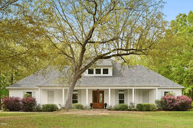 7381 Woodland Dr, Pass Christian, MS 39571 (MLS #360194) :: Coastal Realty Group