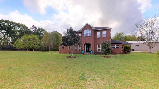 150 Williams Ln, Lucedale, MS 39452 (MLS #360232) :: Coastal Realty Group