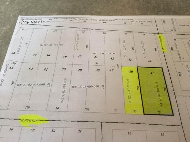 0 Jones Rd, Pass Christian, MS 39571 (MLS #360267) :: Berkshire Hathaway HomeServices Shaw Properties