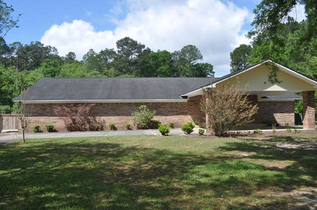13613 Wolf Ridge Rd, Moss Point, MS 39562 (MLS #360355) :: The Sherman Group