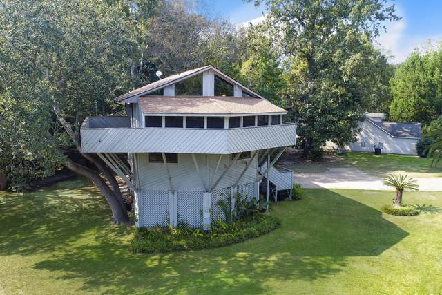 7417 Bluff Point Rd, Gautier, MS 39553 (MLS #360393) :: The Sherman Group