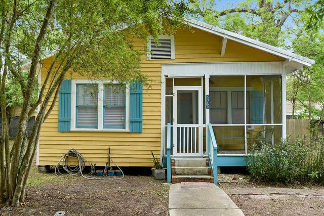 346 St George St, Bay St. Louis, MS 39520 (MLS #360427) :: The Sherman Group
