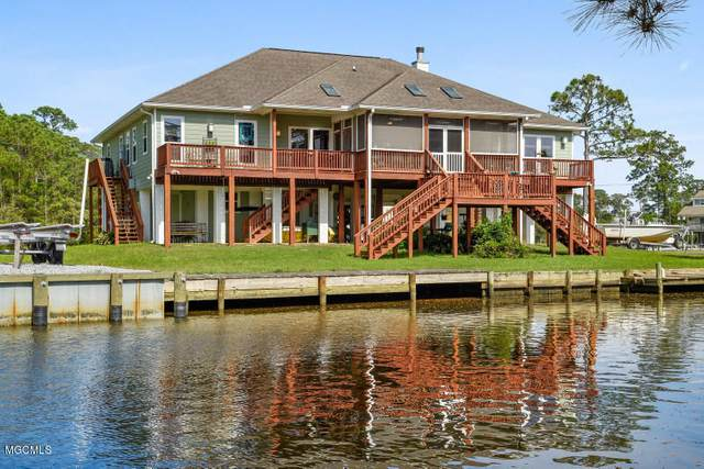 201 Baywood Dr, Pass Christian, MS 39571 (MLS #360438) :: Coastal Realty Group