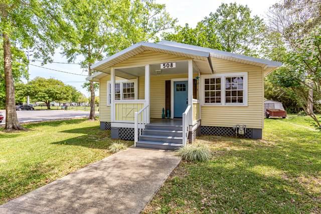 508 Vancleave Ave, Ocean Springs, MS 39564 (MLS #360549) :: Coastal Realty Group