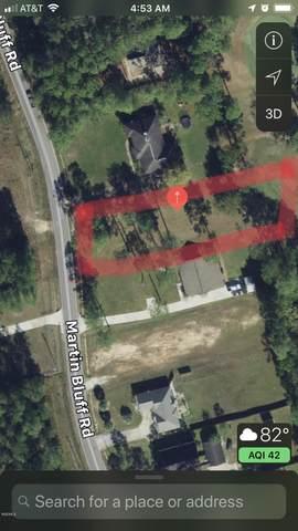 0000 Martin Bluff Rd 6A, Gautier, MS 39553 (MLS #360552) :: Coastal Realty Group