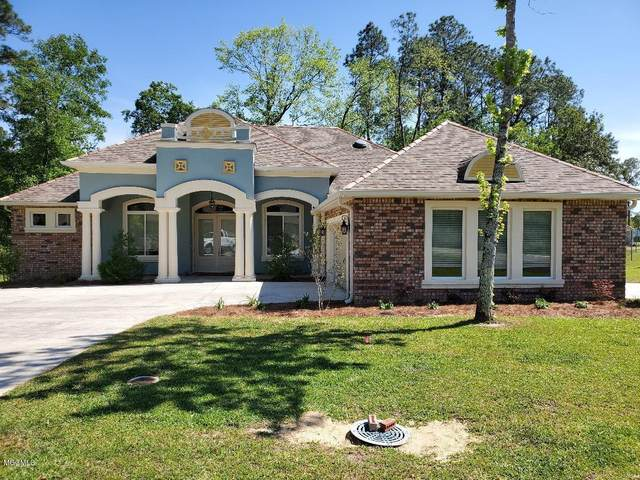 7418 Turnberry Ct, Diamondhead, MS 39525 (MLS #360572) :: The Sherman Group