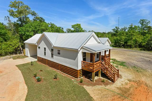 1208 Irvin Favre Rd, Pass Christian, MS 39571 (MLS #360578) :: The Sherman Group