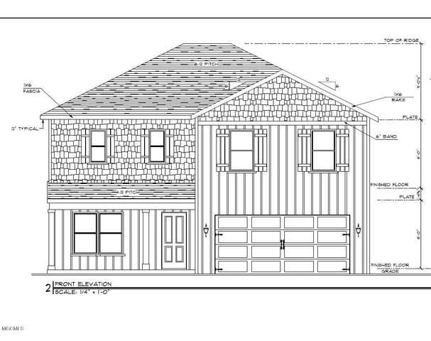 6539 Eastland Cir, Biloxi, MS 39532 (MLS #360591) :: Coastal Realty Group