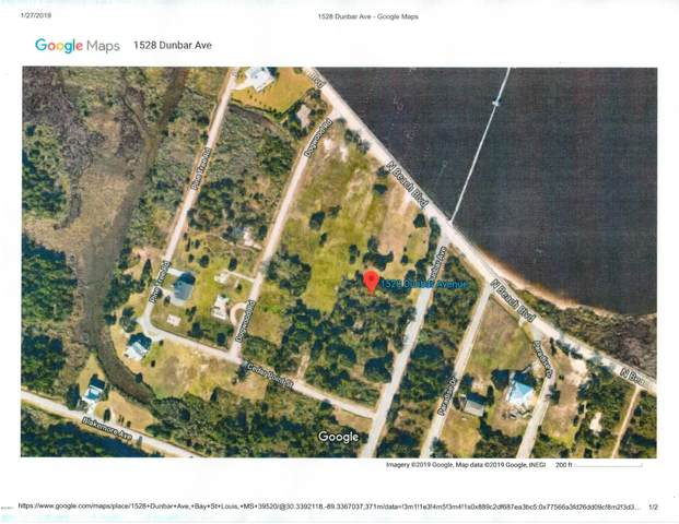 1526 Dunbar Ave, Bay St. Louis, MS 39520 (MLS #360596) :: The Sherman Group