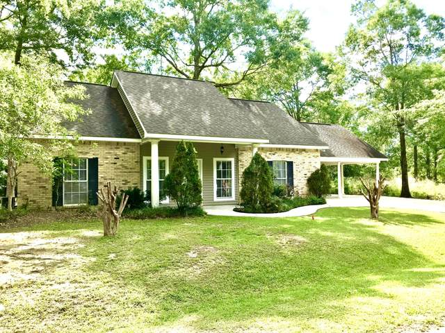 157 Stone Hollow Trce, Carriere, MS 39426 (MLS #360677) :: The Sherman Group