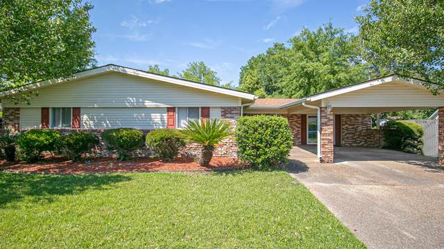 2803 Monterey Ave, Pascagoula, MS 39567 (MLS #360703) :: Coastal Realty Group