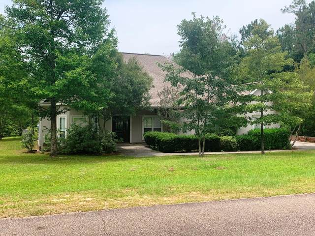 20 Chinaberry Cir, Carriere, MS 39426 (MLS #360820) :: The Sherman Group