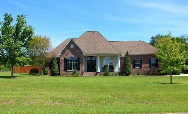 132 Shore Crest Cir, Carriere, MS 39426 (MLS #360846) :: The Sherman Group