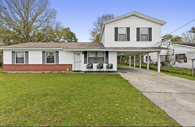 4705 Newman Ave, Pascagoula, MS 39581 (MLS #361150) :: The Sherman Group