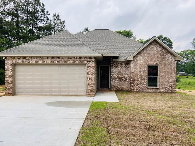 16 Heatherland Dr, Poplarville, MS 39470 (MLS #361152) :: Coastal Realty Group
