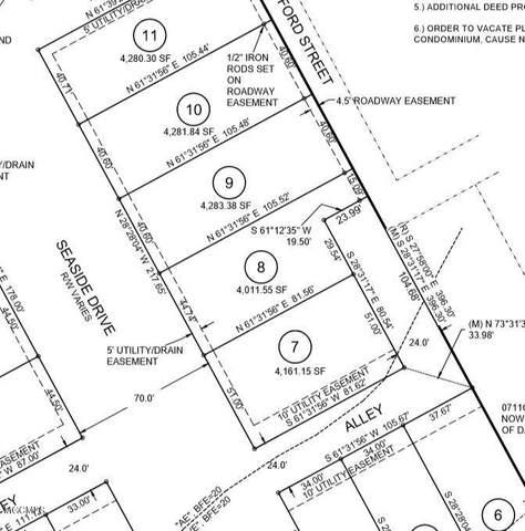 4512 W Beach Blvd Lot 8, Gulfport, MS 39501 (MLS #361171) :: The Sherman Group