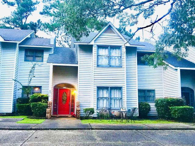 8110 Fairway Villa Dr #8110, Gautier, MS 39553 (MLS #361201) :: Coastal Realty Group