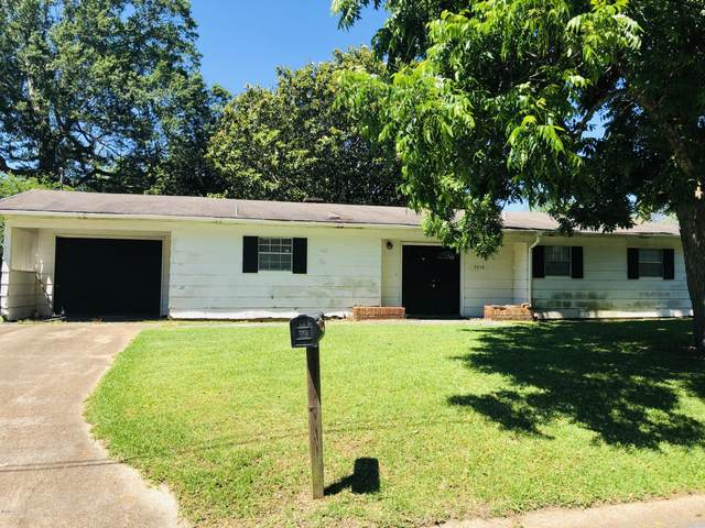 3519 Davis St, Moss Point, MS 39563 (MLS #361444) :: Coastal Realty Group
