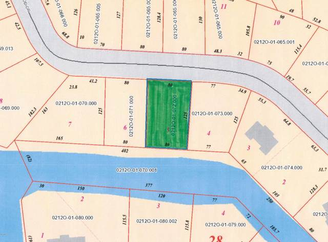 209 Baywood Dr, Pass Christian, MS 39571 (MLS #361469) :: Coastal Realty Group