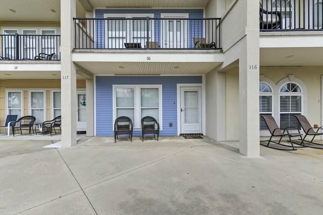 548 W Beach Blvd #116, Long Beach, MS 39560 (MLS #361479) :: The Sherman Group