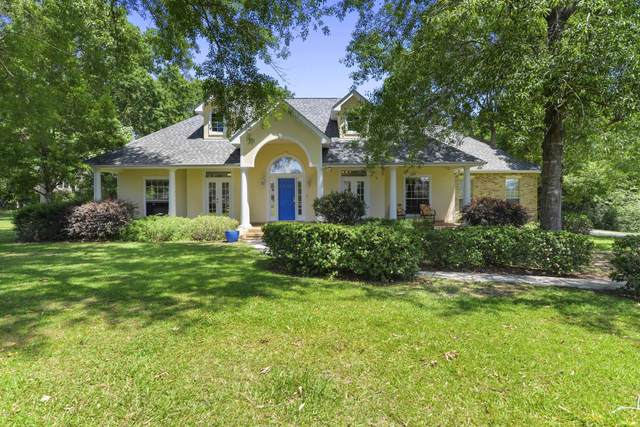 23 Briar Cliff Dr, Carriere, MS 39426 (MLS #361551) :: Coastal Realty Group