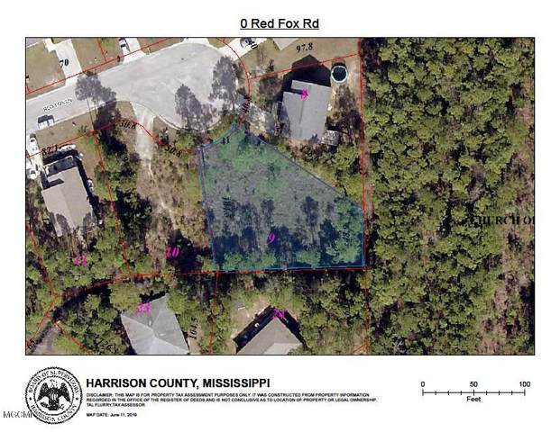 0 Red Fox Rd, Pass Christian, MS 39571 (MLS #361610) :: Berkshire Hathaway HomeServices Shaw Properties
