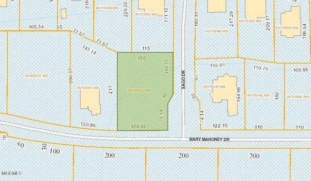 Lot 2 Mary Mahoney Dr, Ocean Springs, MS 39564 (MLS #361822) :: Coastal Realty Group