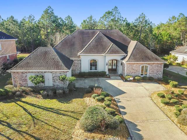 4108 Players Cv, Gautier, MS 39553 (MLS #361842) :: Coastal Realty Group
