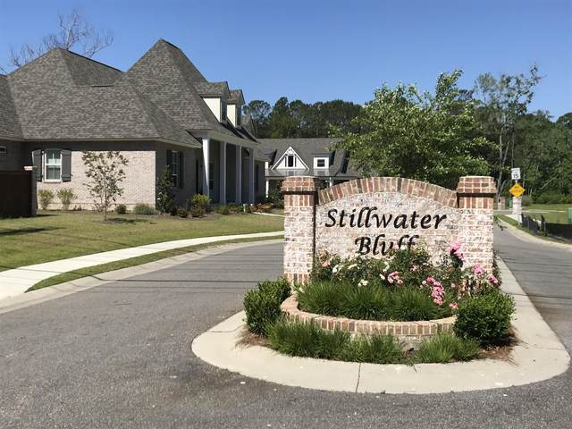 210 Bluff Cv, Ocean Springs, MS 39564 (MLS #361980) :: The Sherman Group
