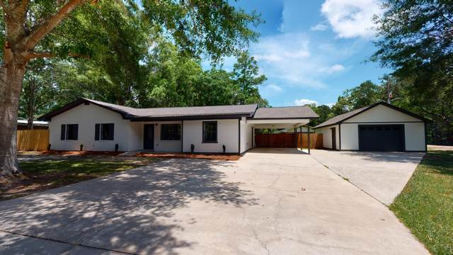 1604 Williams Dr, Leakesville, MS 39451 (MLS #362015) :: Coastal Realty Group