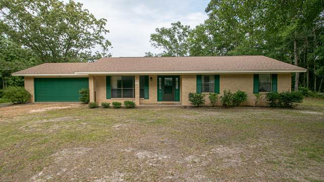2701 Robert Hiram Dr, Gautier, MS 39553 (MLS #362077) :: Coastal Realty Group