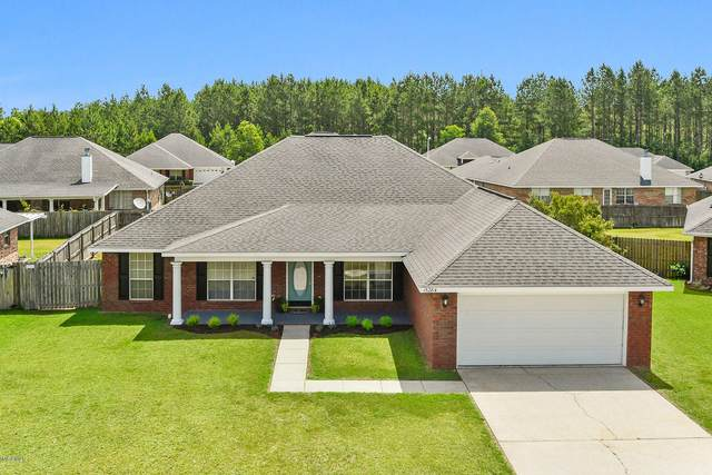 15284 Camelot Dr, D'iberville, MS 39540 (MLS #362106) :: Coastal Realty Group