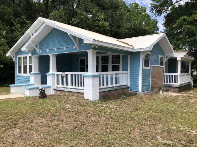 1414 E Railroad St, Gulfport, MS 39501 (MLS #362143) :: The Sherman Group